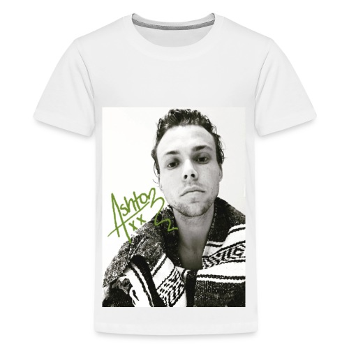 ashton shirt - Kids' Premium T-Shirt
