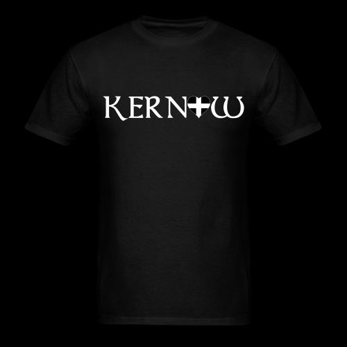 Kernow Heart - Men's T-Shirt