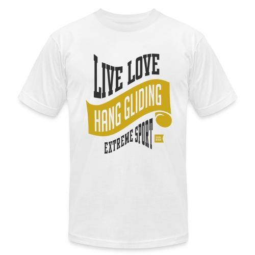 Hang Gliding Extreme Sport T-shirt - Men's  Jersey T-Shirt