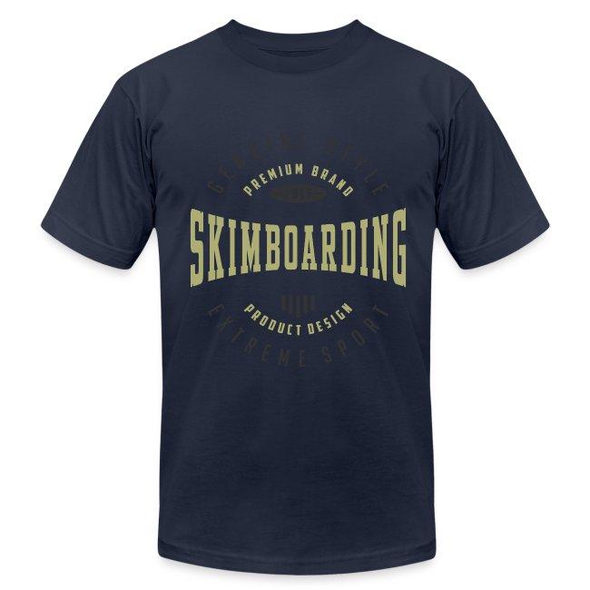 Skimboarding Extreme Sport T-shirt