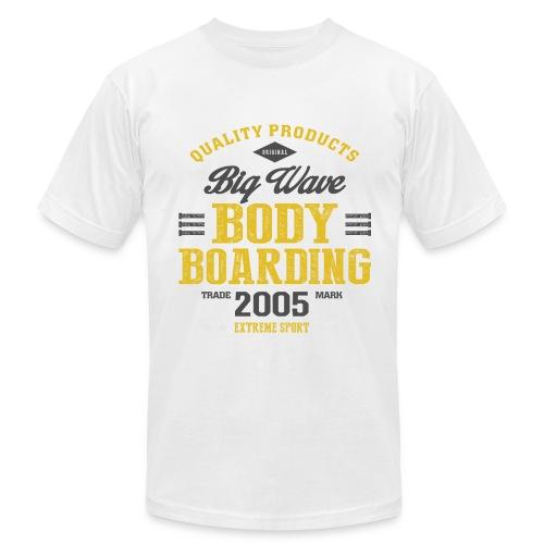 Bodyboarding Extreme Sport T-shirt - Men's  Jersey T-Shirt