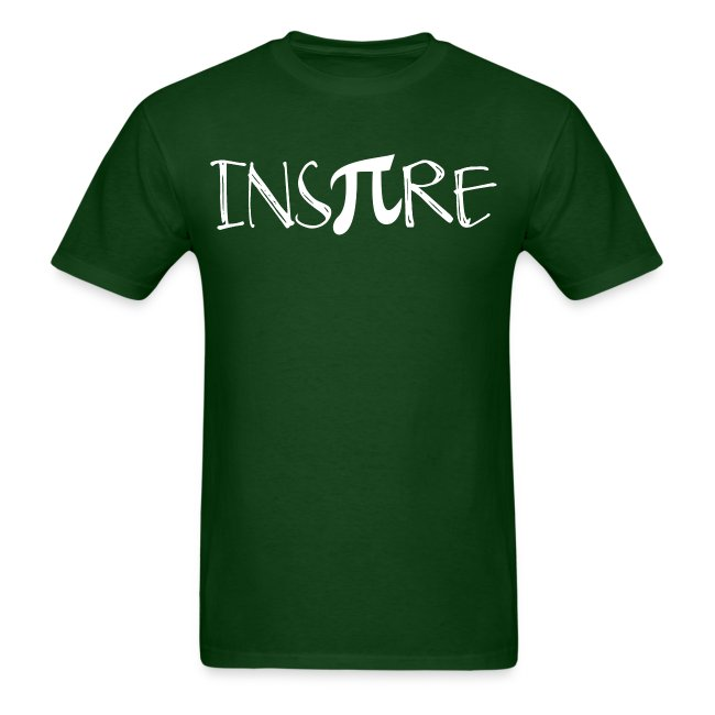 InsPIre men/unisex cut shirt