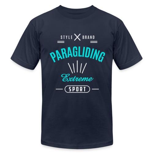 Paragliding Dark T-shirt - Men's  Jersey T-Shirt