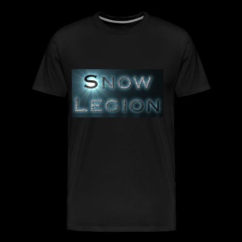 Men SnowLegion Member Shirt - Men's Premium T-Shirt