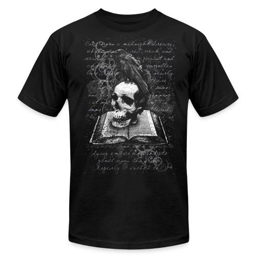 The Raven - Men's  Jersey T-Shirt