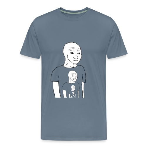feel ception - Men's Premium T-Shirt
