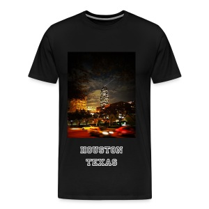 T-shirt, Houston, Texas - Men's Premium T-Shirt