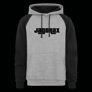 Jagorax Unisex Colorblock Hoodie - Colorblock Hoodie