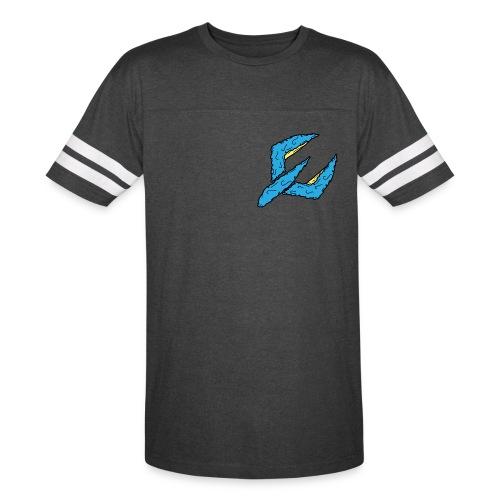 Evo Boyz Ringer Tee - Vintage Sport T-Shirt