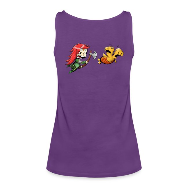 "Women's ""Double Unfine"" Tank Top"
