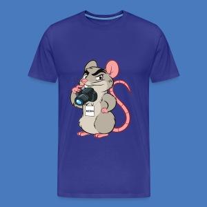 No Paparatzi - Men's Premium T-Shirt