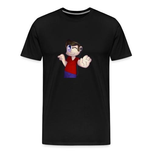 TopDogGaming Logo Tee - Men's Premium T-Shirt