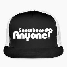 Snowboard Anyone? Caps