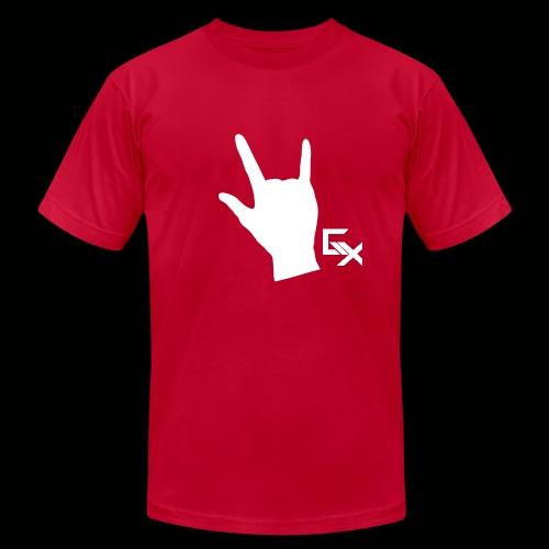 Keep Throwing It Up - Men's  Jersey T-Shirt