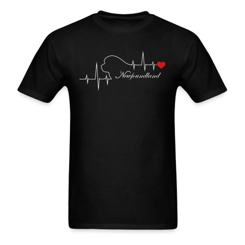 Newfoundland Pulse (M) - Men's T-Shirt