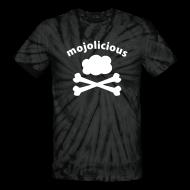 T-Shirts ~ Unisex Tie Dye T-Shirt ~ Mojolicious Pirate Cloud (tie dye)