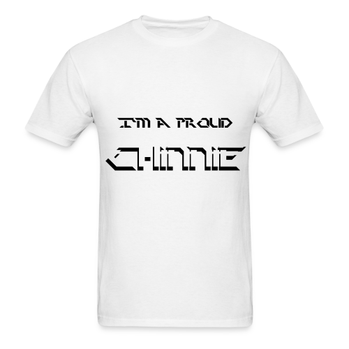Proud Chinnie T-Shirt (Men) - Men's T-Shirt