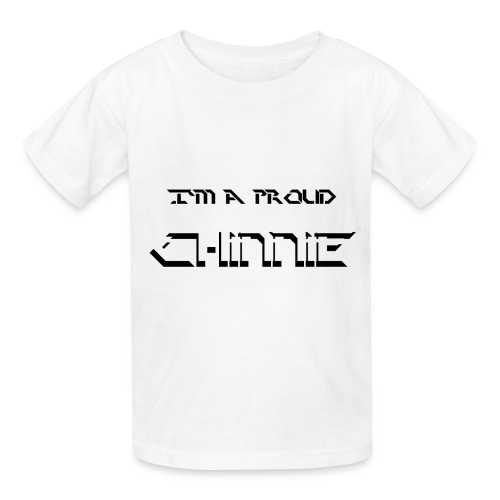 Proud Chinnie T-Shirt (Kids) - Kids' T-Shirt
