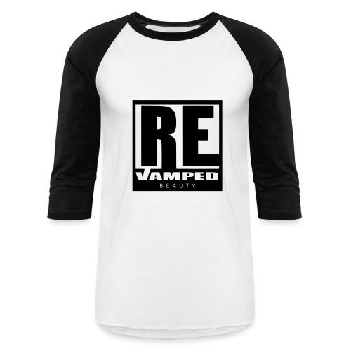 Revamped Men's Baseball Shirt - Baseball T-Shirt