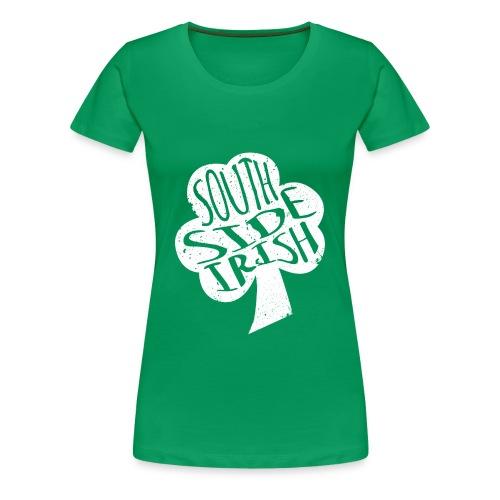 South Side Irish Women's Shirt - Women's Premium T-Shirt