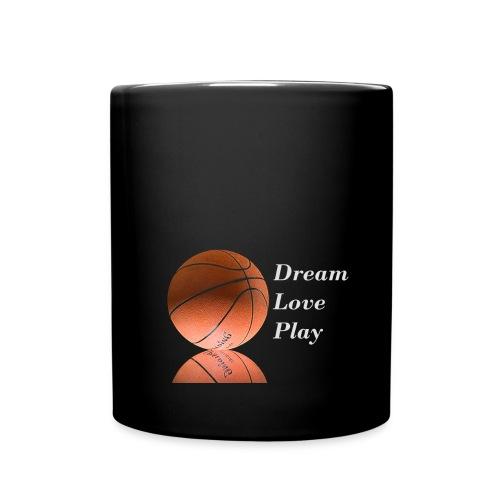 Basketball Mug - Full Color Mug