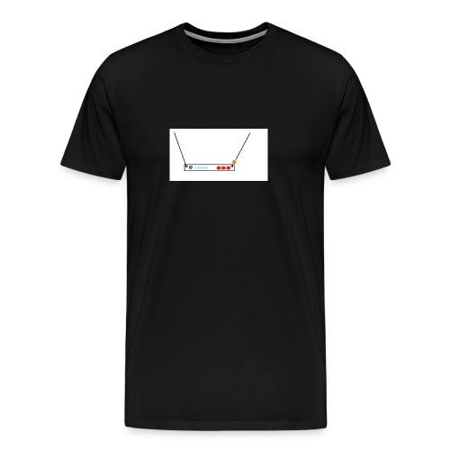 Gary Test - Men's Premium T-Shirt