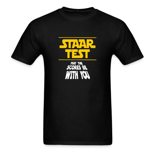 May the Scores Be with You - Men's T-Shirt