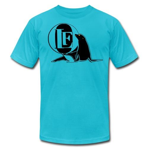 QLF2 Men's Deluxe T Shirt - Men's Fine Jersey T-Shirt