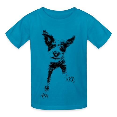 Rupert gone wild - Kid's T - Kids' T-Shirt