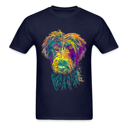Colorful Rupert - Unisex T - Men's T-Shirt