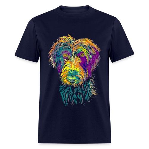 Colorful Rupert - Unisex T - Men's T-Shirt