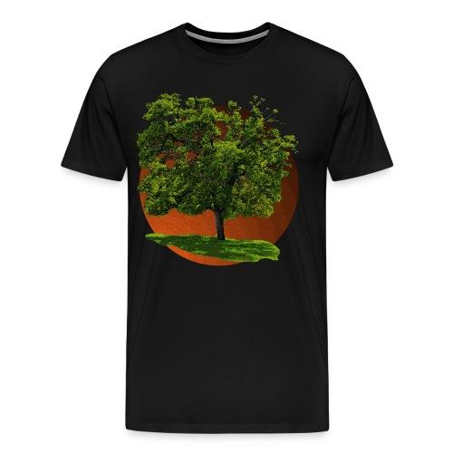 Oak Tree - Men's Premium T-Shirt