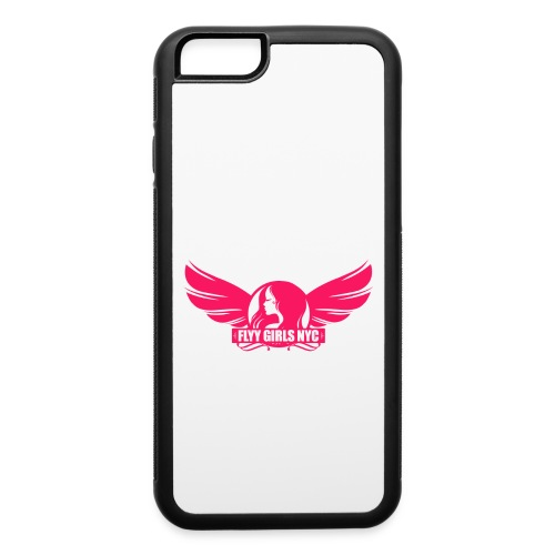 Flyy Girls NYC Iphone 6 Rubber Case - iPhone 6/6s Rubber Case