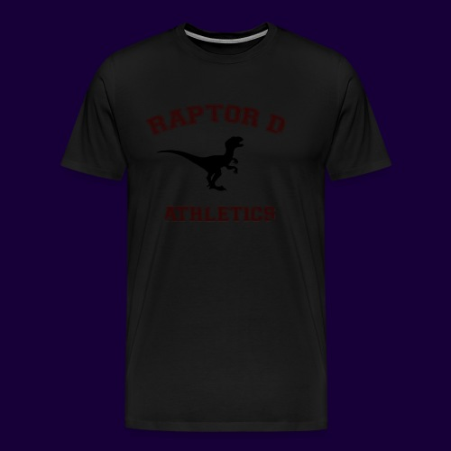Raptor D - Men's Premium T-Shirt