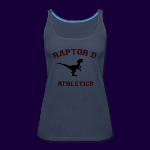 Raptor D - Women's Premium Tank Top