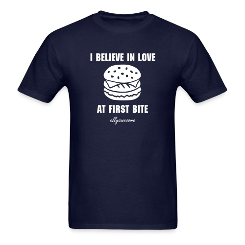 Men's Love at First Bite T - Men's T-Shirt