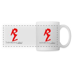 Rebel Coffee - Rebel Laughter Coffee Mug - Panoramic Mug
