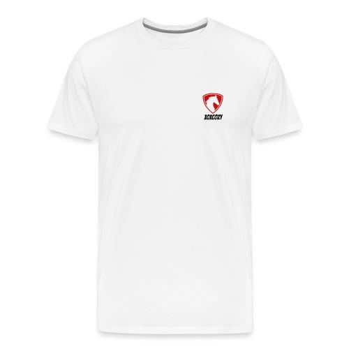 White Men's T-Shirt - Men's Premium T-Shirt