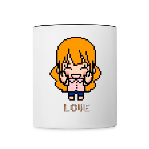Rotating Pushup Dance Mug (Limited Edition) - Contrast Coffee Mug
