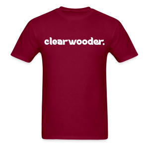 Clearwooder 2016 - Men's T-Shirt