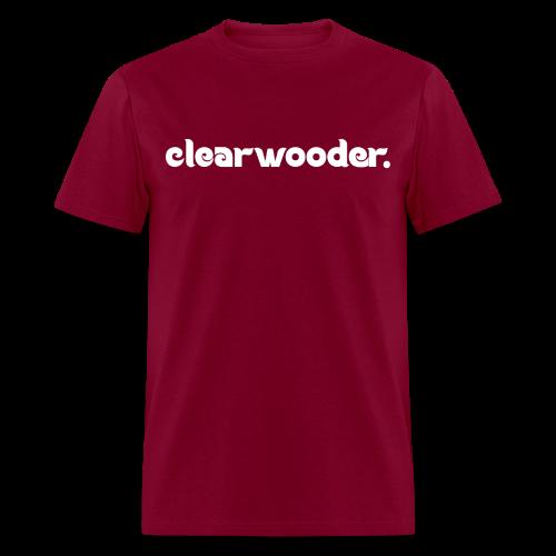 Clearwooder 2016 - Men's T-Shirt