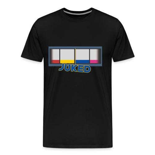 Juked T-Shirt - Men's Premium T-Shirt