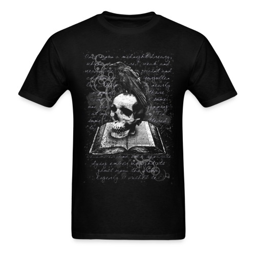 The Raven - Men's T-Shirt
