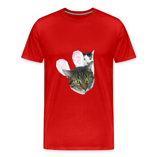 (SPECIAL) Toby Easter Bunny Men's Shirt - Men's Premium T-Shirt