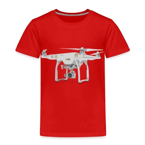 DJI Phantom 3 T-Shirt (Men) - Toddler Premium T-Shirt