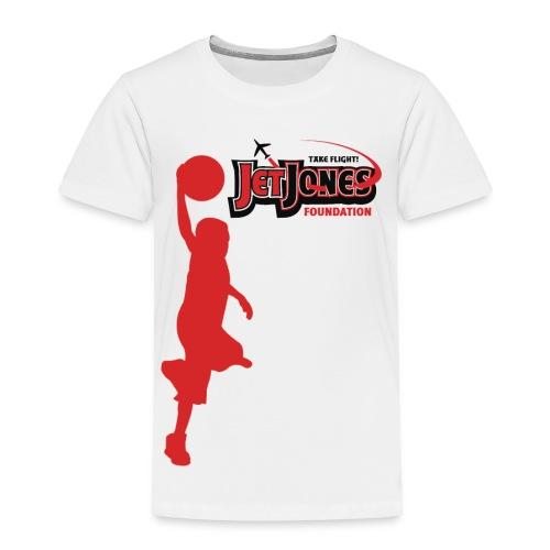 JetJones Foundation Classic Toddlers' T-Shirt - Toddler Premium T-Shirt