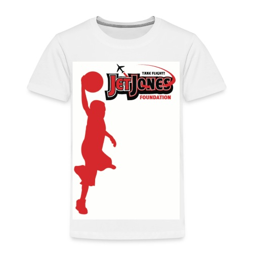 JetJones Foundation Classic Toddlers' T-Shirt - Toddler Premium T-Shirt