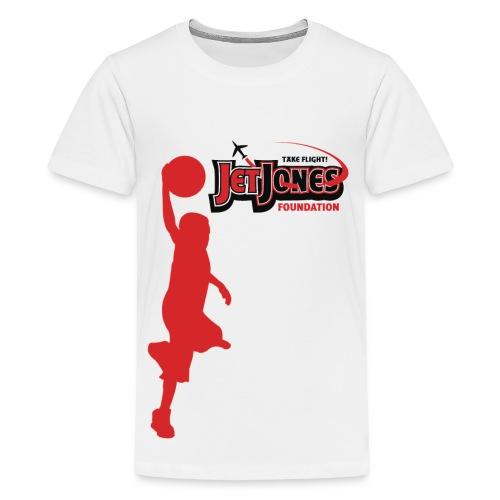JetJones Foundation Classic Kids' T-Shirt - Kids' Premium T-Shirt