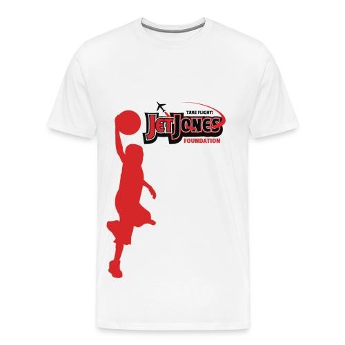 JetJones Foundation  Men's Classic T-Shirt - Men's Premium T-Shirt
