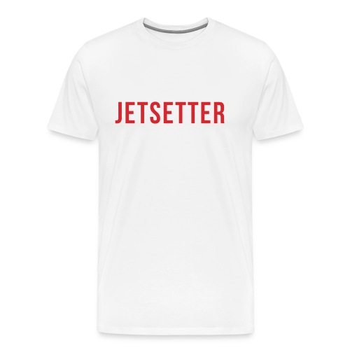 Jetsetter Men's T-Shirt - Men's Premium T-Shirt